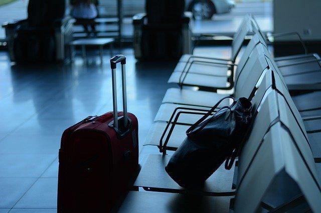 Produktivität Geschäftsreise - Flughafen