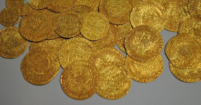 Gold im Mittelalter