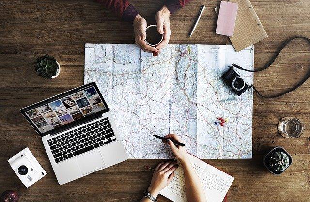 Produktivität Geschäftsreise - Planung