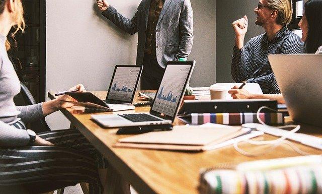Unternehmen gründen - Besprechung