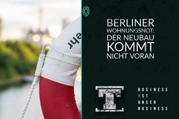Berliner Wohnungsnot Der Neubau kommt nicht voran
