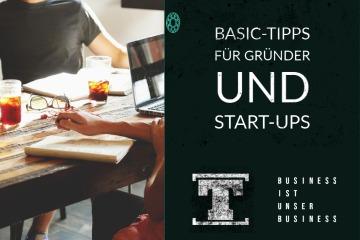 talerwelt Basic-Tipps für Gründer und Start-Ups