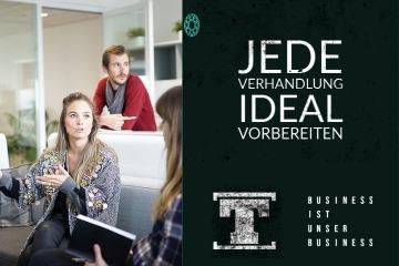 talerwelt Jede Verhandlung ideal vorbereiten