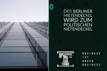 Der Berliner Mietendeckel wird zum politischen Nietendeckel