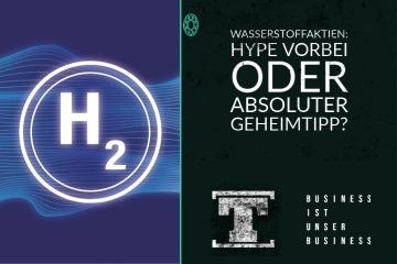 Wasserstoffaktien Hype vorbei oder absoluter Geheimtipp
